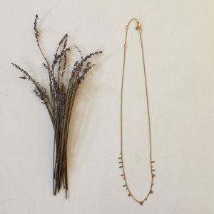 Madewell Geometric Necklace
